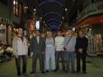 Первая поездка наших ребят в Японию