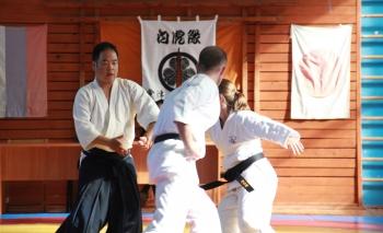 Интервью с Такашима Сабуро сэнсэем (7-й дан, Шихан Сенгенкан)