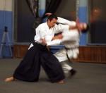 Семинар под руководством Хига Риоичиро (Япония, 4-й дан Ёсинкан Айкидо) - 2005г.
